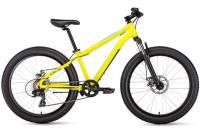 "Велосипед 24"" Forward Bizon mini FatBike 18-19 г 13' Желтый/RBKW9W647003"